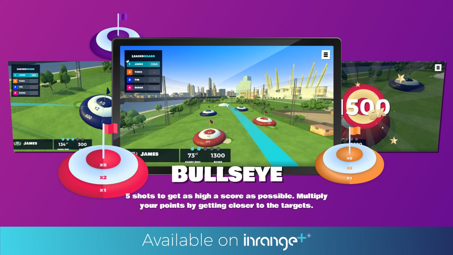 Bullseye final