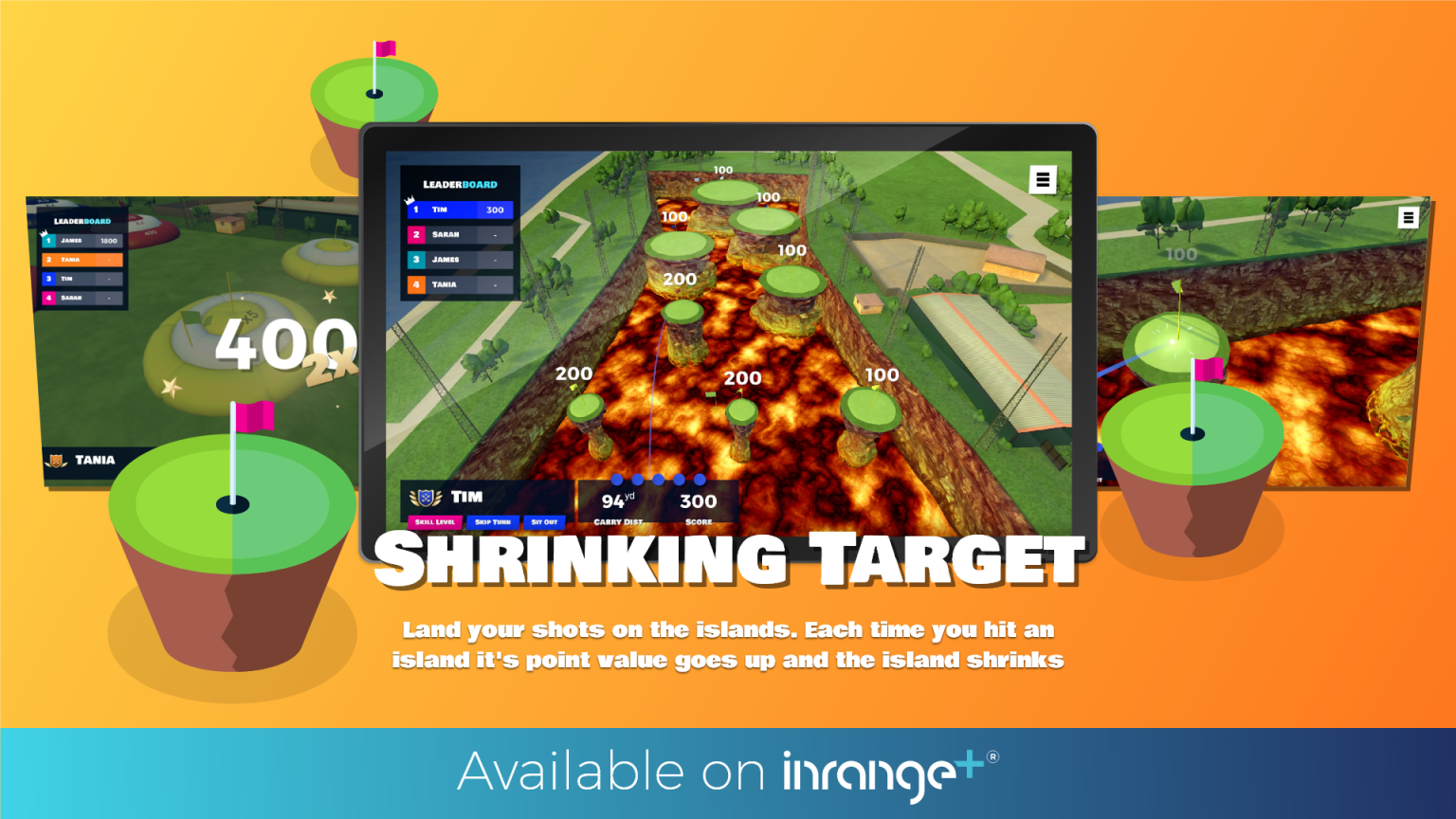 Shrinking Target final